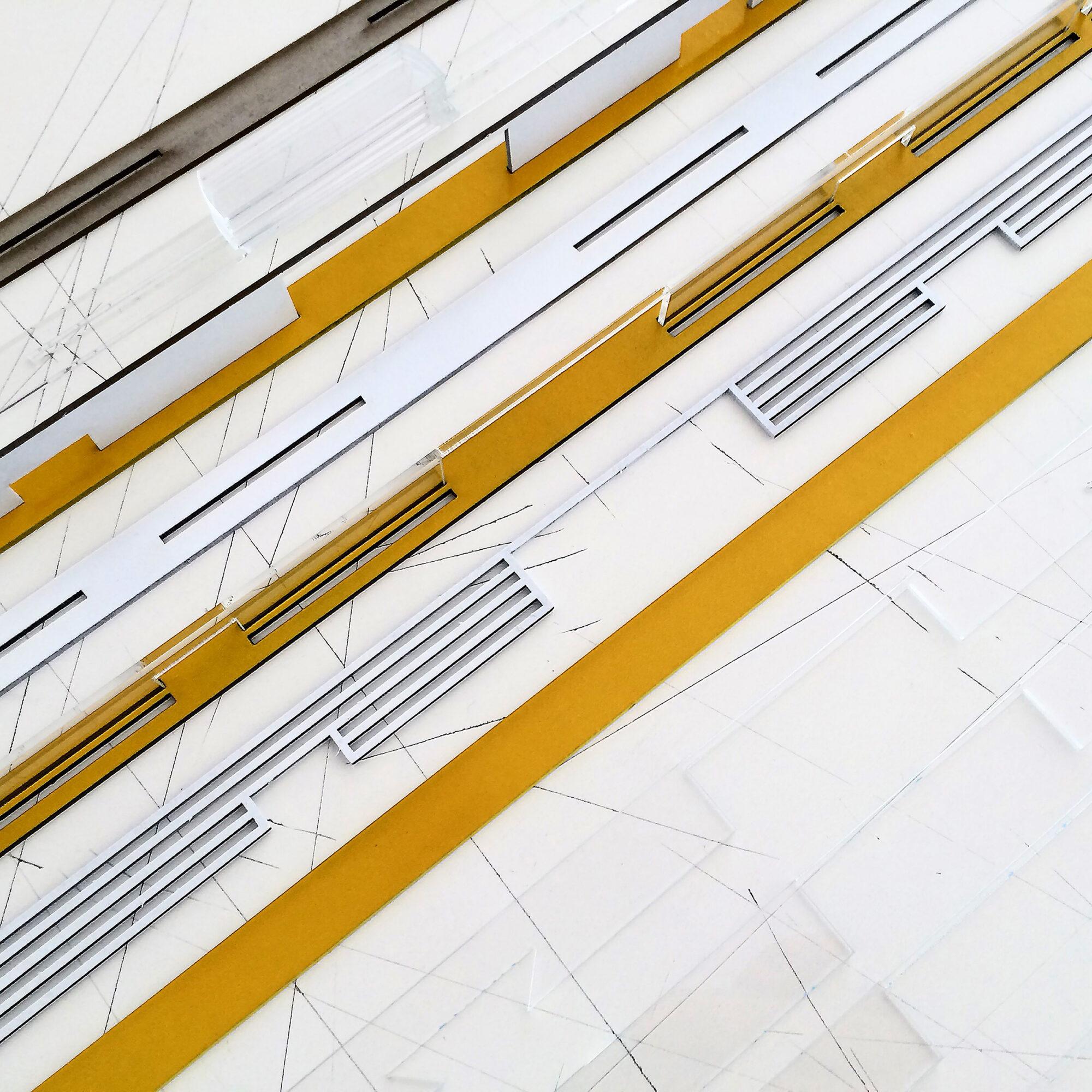 High-Speed Rail Platform