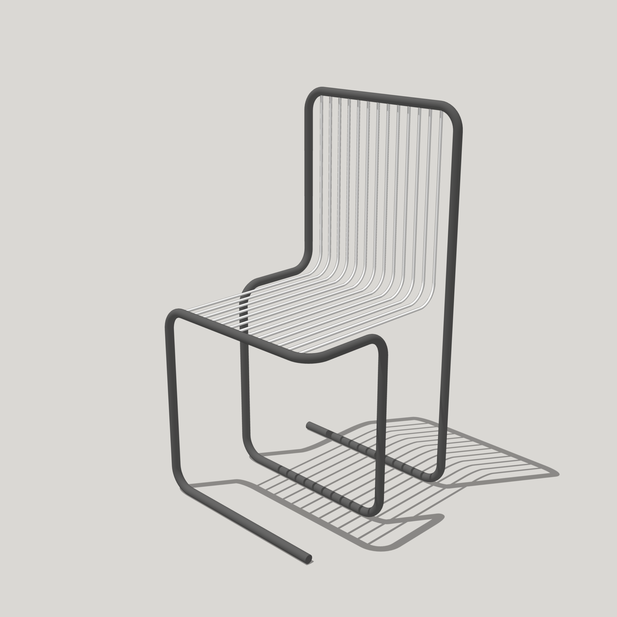 One Line Chair