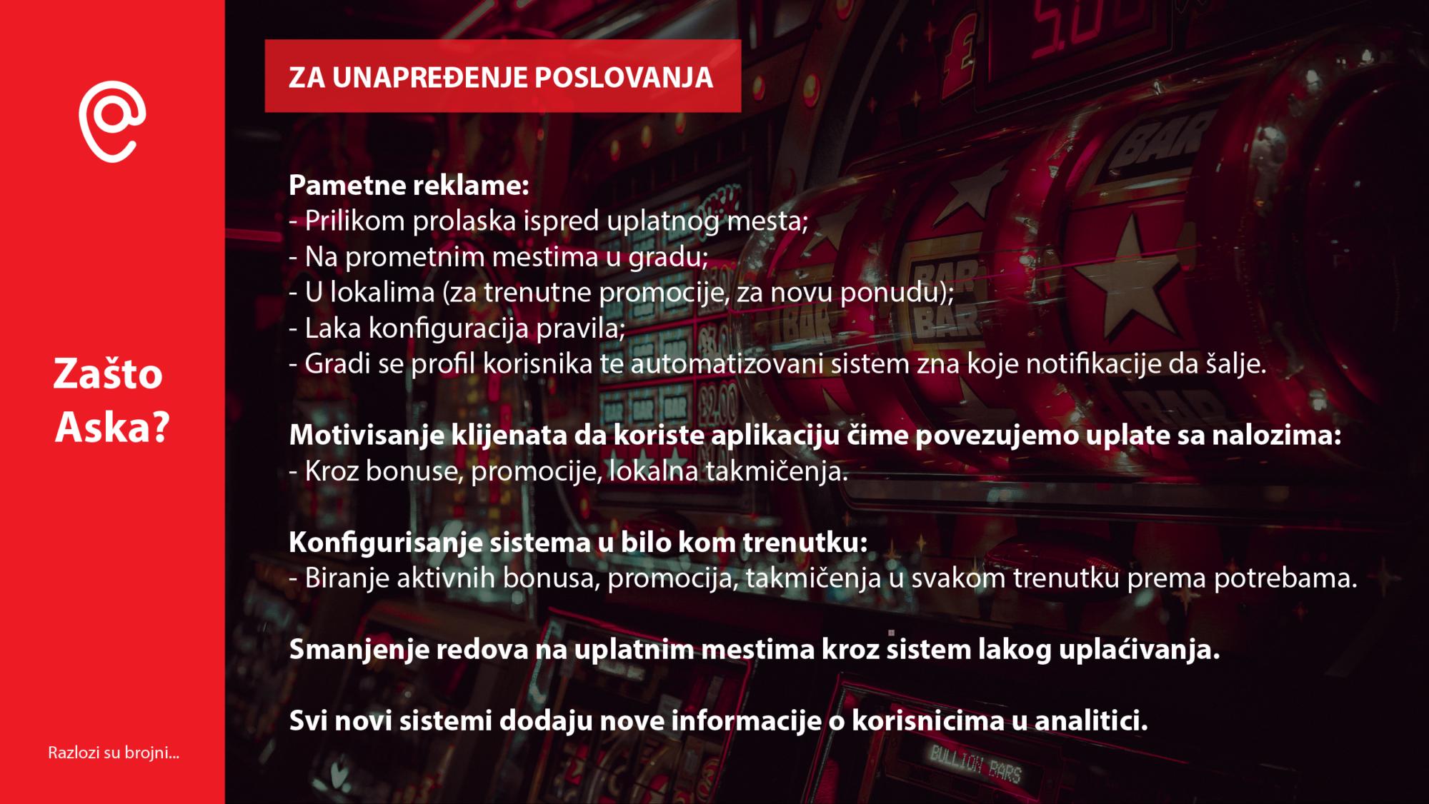 Aska Smart Casino