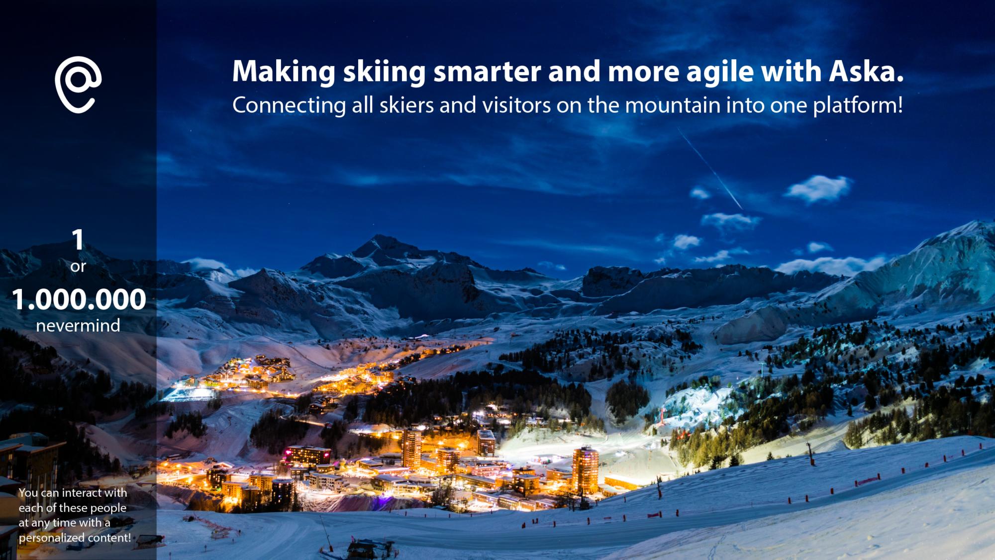 Aska Smart Ski Resort
